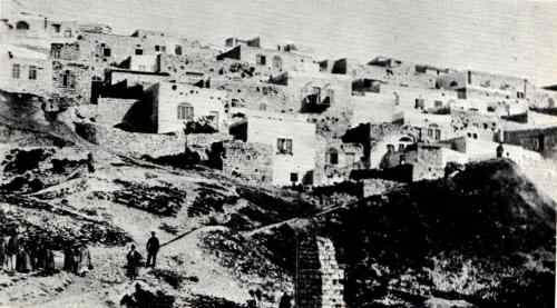 safed quartier sepharade 1895